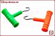 Затяжки для вязания оснасток