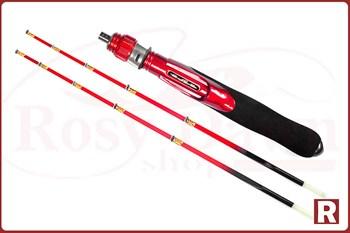 Зимнее удилище Columbia Lux Ice Rod 60, 5-12гр - фото 10277