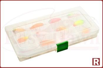 Коробка для приманок Fisherbox 250 Slim Large - фото 10458