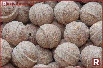 "Сферический пеллетс ""Кукуруза CSL - Слива"" 1кг - фото 10659"