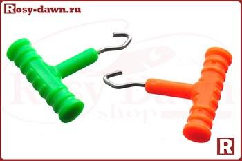 Инструмент для затяжки узлов Carp Tackle Hair Rig - фото 10714
