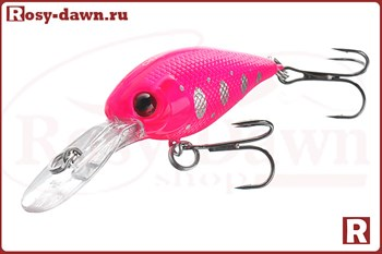 Воблер Rosy Dawn Diving Chubby F, 38мм, 4,3гр, 001