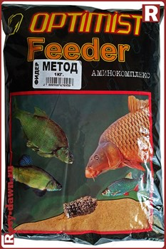 Optimist Method Feeder