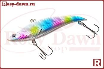 Раттлин Rosy Dawn Bay Blue 90мм, 18гр, C002