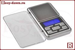 Электронные весы для приманок Pocket Scale 500гр/0.1гр - фото 12575