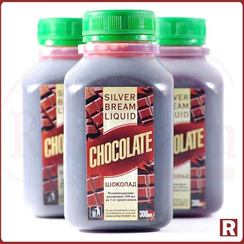 Ароматизатор Silver Bream Liquid Chocolate (шоколад) 300мл.