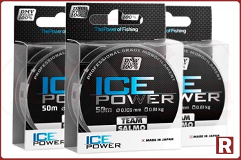 "Salmo ""Ice Power"" 0.103мм, 50м."