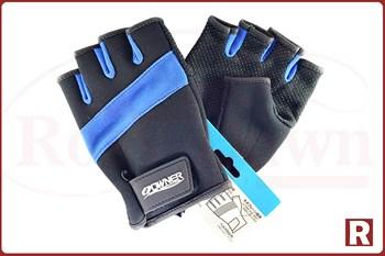 Рыболовные перчатки Owner (без пальцев, неопрен) - фото 6492