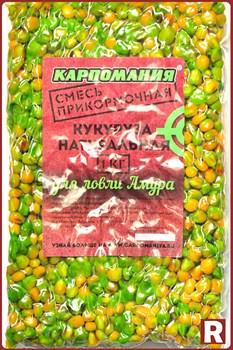 Смесь прикормочная Карпомания Кукуруза Натуральная для ловли Амура 1кг - фото 9331