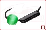 "Мормышка ""Гвоздешарик"", Ø1.5мм, 0.35гр(зеленый кошачий глаз)"