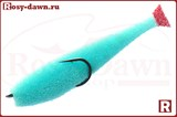 Lex Porolonium Classic Fish 70мм, 1шт, синий