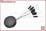 Stick Rubber Stopper SS