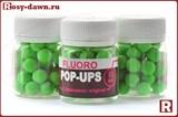Бойлы 777 Baits Fluoro Pop-Ups 10мм, 20гр, конопля