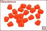 Искусственная кукуруза Baracuda(красная флюо, ягода), 20шт