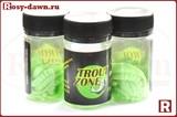 Trout Zone Boll 70мм, 12шт, сыр/светонакопитель