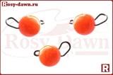 """Вольфрамовые чебурашки """"Оранжевые"""" 0.6гр, 4шт"""