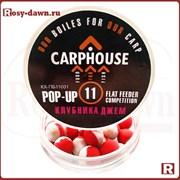CarpHouse Pop-Up Flat Feeder 11мм, клубника джем