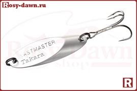 Блесна Takara Kastmaster 18гр, матовое серебро