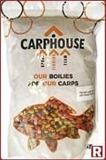 Карповый пеллетс цветной Carphouse (крупный микс)