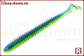 "Diamond Swing Impact 4"", 6шт, PAL#22(Blue Chartreuse)"