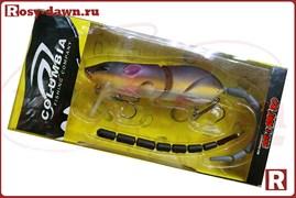 Воблер-крыска Columbia Rat 3D со сменным хвостом, 83мм, 14гр, 006