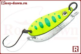 Rosy Dawn Rush Trout 35мм, 4.5гр, 009