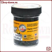 Форелевая паста Berkley Glitter Garlic Black(черный чеснок с блестками)