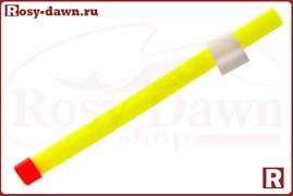 Сторожок для блеснения силиконовый 10см. (флюорисцентный желтый)