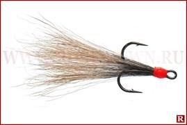 Вабик на тройнике Element Fishing Lures, Owner №4, 5см, 002