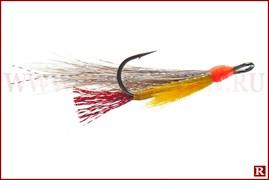 Вабик на двойнике Element Fishing Lures, Owner №1,  7см, 001