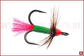 Тройник с оперением Element Fishing Lures, Owner №6, 001