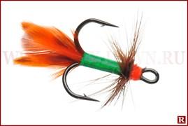 Тройник с оперением Element Fishing Lures, Owner №4, 001