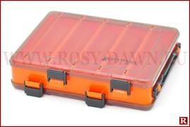 Двухсторонняя коробка для воблеров Rosy Dawn, малая, цветная
