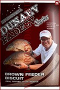 Прикормка Dunaev Fadeev Method Feeder Brown Biscuit