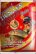 Прикормка Dunaev Fadeev Method Feeder Mega Citrus
