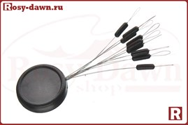 Стопора Stick Rubber Stopper S, 9шт