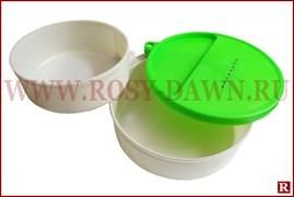 Мини-столик Херабунщика на стойке, с магнитом и доп.чашкой