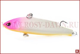 Раттлин Rosy Dawn Vib 58S, 10гр, 58мм, rd01