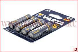 Батареи Varta Energy AA, 4шт