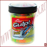 Паста Berkley Gulp Rainbow Candy(Чеснок)