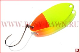 Fish Season Trout Spoon Falena 30мм, 2.5гр, 60/45(поплавок)