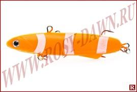 Rosy Dawn Baguette 80мм, 28гр, 017(UV)-2021