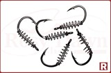 Крючки с пружинкой для теста