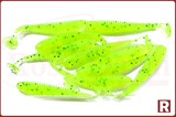 "Kinetic Super Minnow Custom Worms 2"", 006"