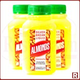 Ароматизатор Silver Bream Liquid Almonds (миндаль) 300мл.