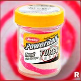 Berkley Turbo Dough Bubble Gum Glitter