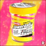 Berkley Turbo Dough Pink Lemonade Glitter