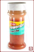 Форелевый ароматизатор-дип Berkley Powerbait Trout Dip Roe (икра)