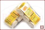 Технопланктон для толстолобика 3*25гр (Vanilia - ваниль)