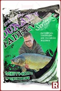 Dunaev Fadeev Method Feeder Green
